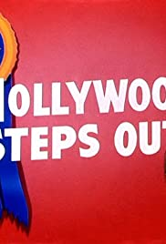 Hollywood Steps Out Poster