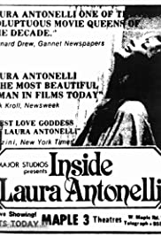 Inside Laura Antonelli Poster