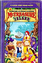The Adventures of Ronald McDonald: McTreasure Island Poster
