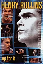 Image of Henry Rollins: Up for It