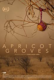 Apricot Groves Poster