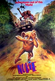 Nukie (1987) Poster - Movie Forum, Cast, Reviews
