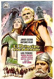 El príncipe encadenado Poster