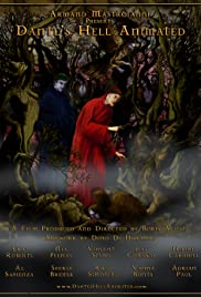 Dante's Hell Animated (2013) Poster - Movie Forum, Cast, Reviews