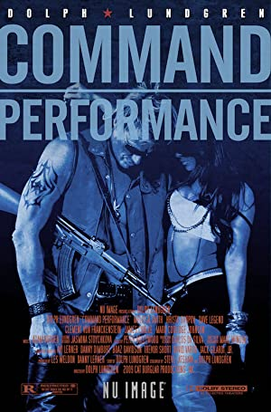 Command Performance poster