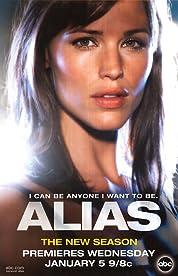 Alias - Season 1 poster