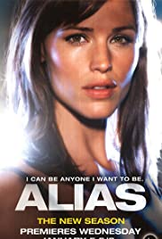 Alias Poster - TV Show Forum, Cast, Reviews