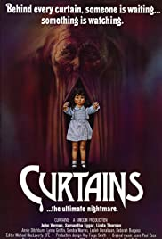 Curtains (1983) Poster - Movie Forum, Cast, Reviews