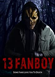 13 Fanboy (2021) poster