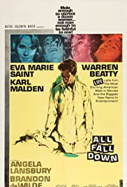 All Fall Down (1962) Poster - Movie Forum, Cast, Reviews