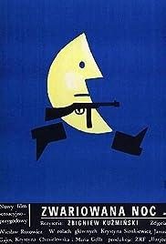 Zwariowana noc Poster