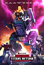 Primary image for Transformers: Titans Return