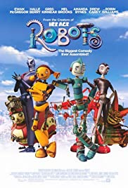 Robots (2005) Poster - Movie Forum, Cast, Reviews