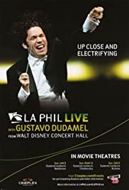 Dudamel Conducts Tchaikovsky Poster