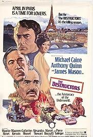 The Destructors(1974) Poster - Movie Forum, Cast, Reviews