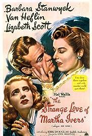 The Strange Love of Martha Ivers  Poster