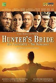 Hunter's Bride Poster