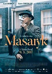 Masaryk (2017) poster