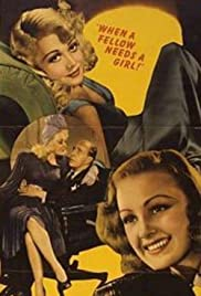 Blonde Inspiration (1941) Poster - Movie Forum, Cast, Reviews