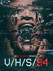 V/H/S/94 (2021) poster