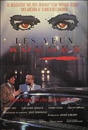 Les yeux rouges Poster