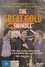 The Great Gold Swindle Poster