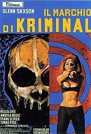 Il marchio di Kriminal Poster