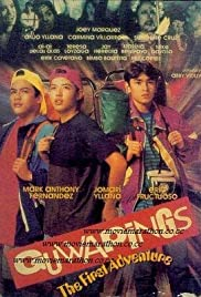 Guwapings: The First Adventure Poster
