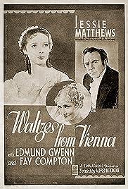 Strauss' Great Waltz(1934) Poster - Movie Forum, Cast, Reviews