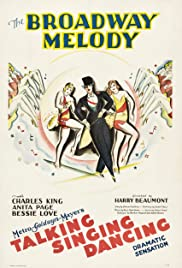 The Broadway Melody (1929) Poster - Movie Forum, Cast, Reviews
