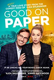Good on Paper (2021) poster