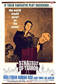 Strategy of Terror Poster