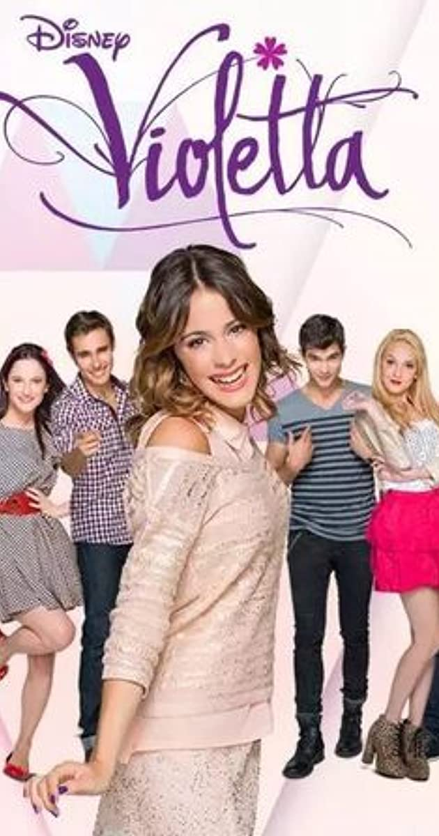violetta tv series 2012 imdb. Black Bedroom Furniture Sets. Home Design Ideas