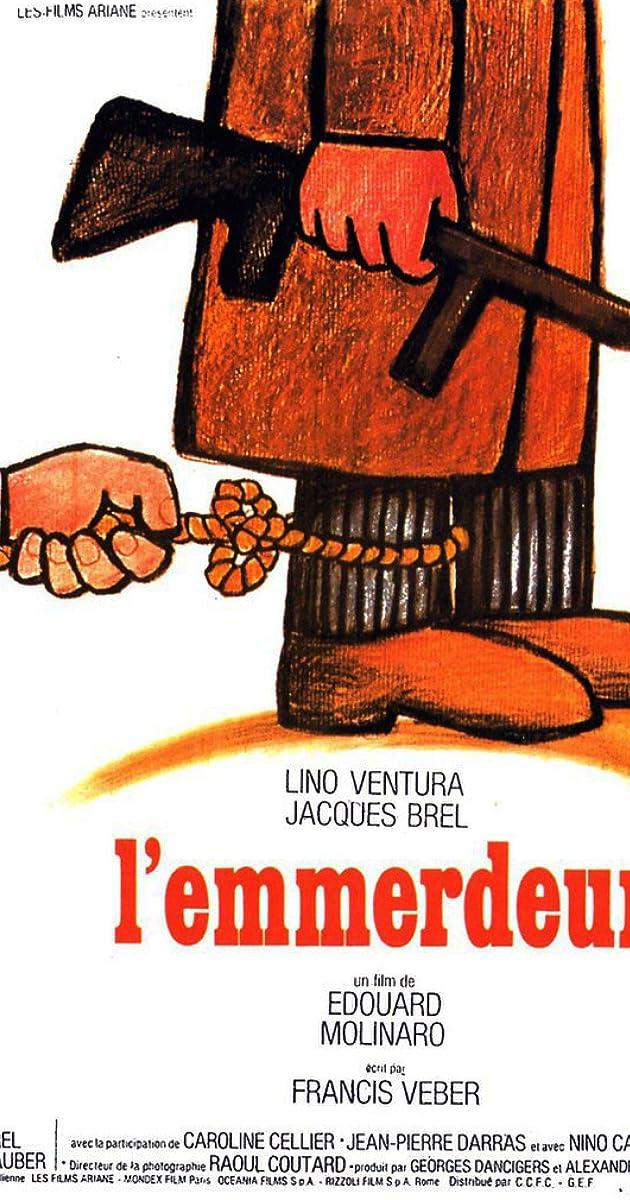 Nuoboda / L'emmerdeur (1973) Online