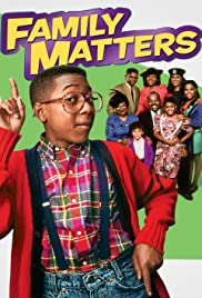 Family Matters Poster - TV Show Forum, Cast, Reviews