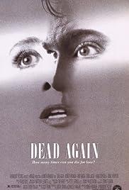 Dead Again(1991) Poster - Movie Forum, Cast, Reviews