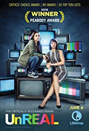 UnREAL Poster - TV Show Forum, Cast, Reviews
