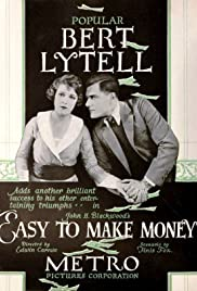 Easy to Make Money Poster
