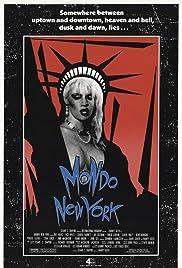 Mondo New York(1988) Poster - Movie Forum, Cast, Reviews