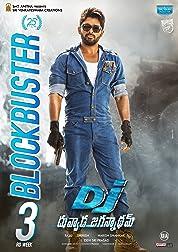 DJ: Duvvada Jagannadham poster