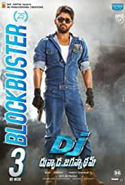 DJ Duvvada Jagannadham 2017 720p 1.5GB UNCUT HDRip [Hindi DD 2.0 – Telugu 2.0] MKV