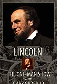 Lincoln: The One-Man Show Poster