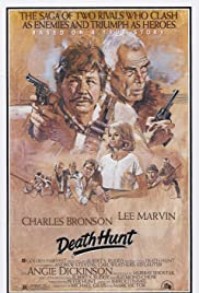 Death Hunt (1981) Poster - Movie Forum, Cast, Reviews