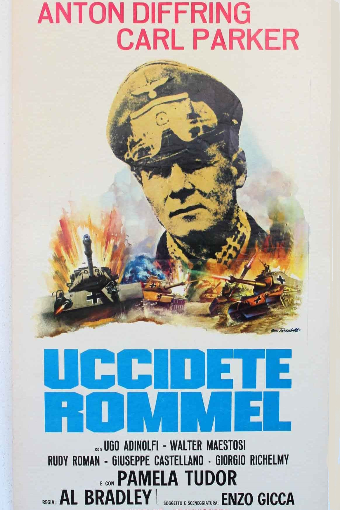image Uccidete Rommel Watch Full Movie Free Online