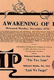 The Awakening of Bess Poster