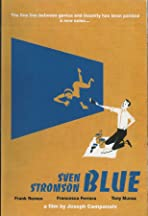Sven Stromson Blue