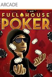 Full House Poker Poster