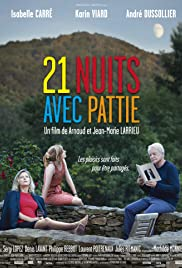 Vingt et une nuits avec Pattie (2015) Poster - Movie Forum, Cast, Reviews