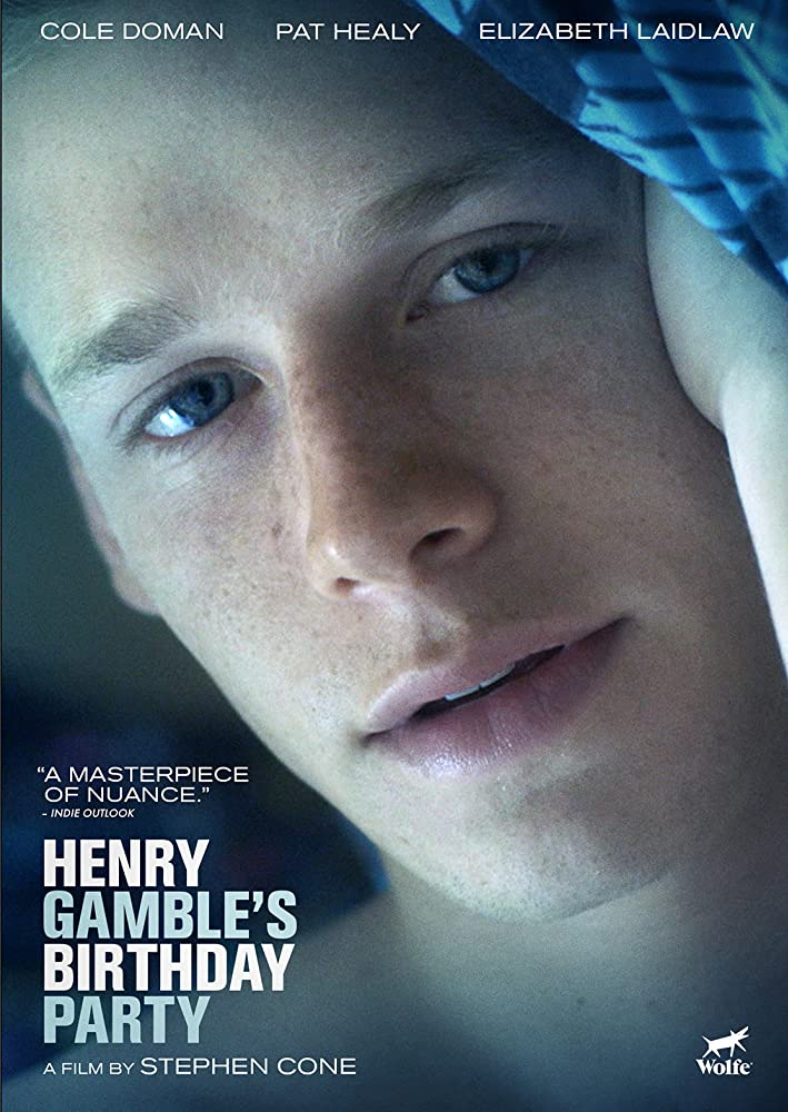 Henry Gamble's Birthday Party 2015 DVDRip 300MB