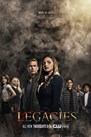 Legacies - Season 3 poster